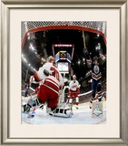 Ryan Smyth 2006 Stanley Cup Framed Photographic Print