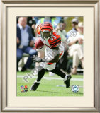 Chad Ochocinco 2009 Framed Photographic Print