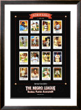 Negro League Baseball Legends Prints by Lucinda Lewis