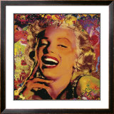 Marilyn I Prints by Guillaume Ortega