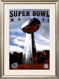 Super Bowl XLII Posters