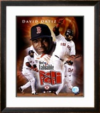 David Ortiz MVPAPI 2004 ©Photofile Framed Photographic Print