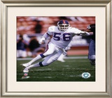 Lawrence Taylor Framed Photographic Print