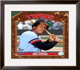 Rod Carew Framed Photographic Print
