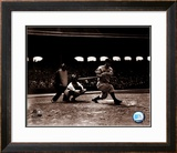 Lou Gehrig- batting - ©Photofile Framed Photographic Print