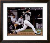 Scott Podsednik - '05 World Series Game 2 / Game Winning Home Run Framed Photographic Print