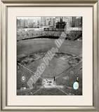 Yankee Stadium Game four of the 1950 World Series Framed Photographic Print
