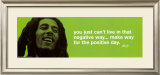Bob Marley - Positive Day Posters