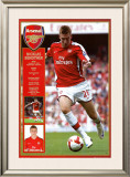 Arsenal - Bendtner Prints
