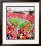 Camp Randall Stadium University of Wisconsin Badgers 2008 Framed Photographic Print