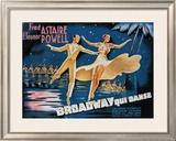 Broadway Prints