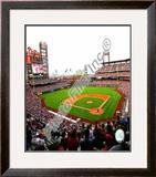 Citizens Bank Park 2008; Philadelphia Phillies Framed Photographic Print