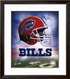 Bills Helmet Logo ('04) ©Photofile Framed Photographic Print
