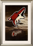 Phoenix Coyotes Posters