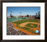 Fenway Park, New Seats Framed Photographic Print