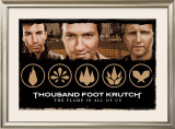 Flame - Thousand Foot Krutch Posters