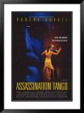 Assassination Tango Posters