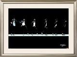 Michael Jackson - Moonwalk Posters