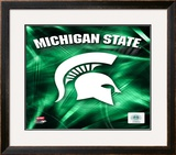 Michigan State University Spartans Framed Photographic Print