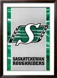 CFL - Saskatchewan Roughriders Posters