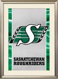 CFL - Saskatchewan Roughriders Poster