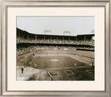 Ebbets Field - Inside - ©Photofile Framed Photographic Print