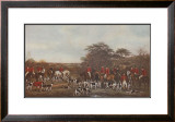 Sir Richard Sutton and the Quorn Hounds Prints by Sir Francis Grant