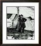 General Ulysses S. Grant Framed Photographic Print