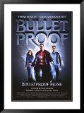 Bulletproof Monk Poster