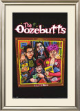 The Oozebutts Poster