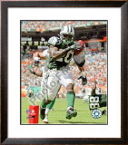 Thomas Jones 2008 Rushing Framed Photographic Print