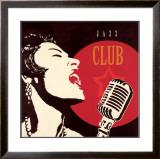 Jazz Club Posters by Marco Fabiano