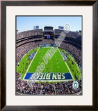 Qualcomm Stadium 2009 Framed Photographic Print