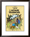 L'Affaire Tournesol, c.1956 Prints by  Hergé (Georges Rémi)