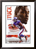 New York Giants - Justin Tuck Posters