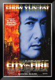 City On Fire Posters