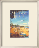 Miramar Beach, Montecitos Prints by Kerne Erickson