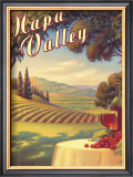 Napa Valley Prints by Kerne Erickson