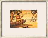 Aloha Serenade Print