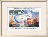 Pan American Flying Clipper Prints