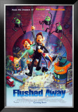 Flushed Away Prints