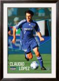 Claudio Lopez Poster