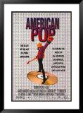 American Pop Print
