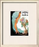 Josephine Baker: Casino De Paris Posters by  Zig (Louis Gaudin)