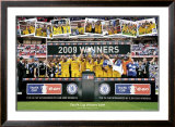Chelsea - FA Cup Winners 2009 Poster