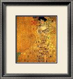 Portrait of Adele Bloch-Bauer I Framed Giclee Print by Gustav Klimt