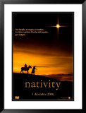 Nativity Posters