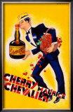 Cherry Brandy Framed Giclee Print