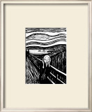 Scream Art by Edvard Munch