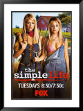 The Simple Life (Fox TV Reality Show) Print